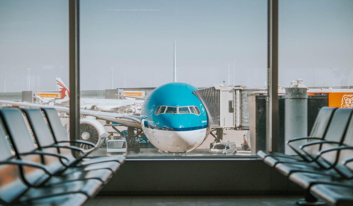 trabajar en el aeropuerto
