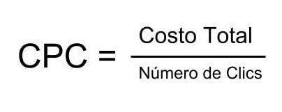 fórmula CPC